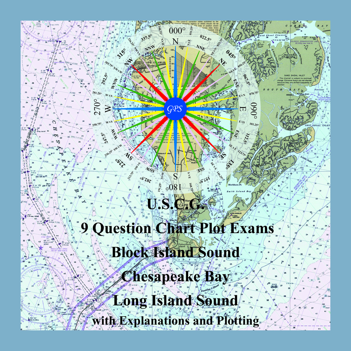 9 Question Chart Plot Exams