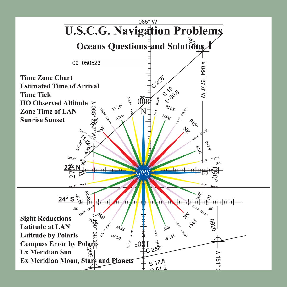 Square USCG Ocean 1 Cover